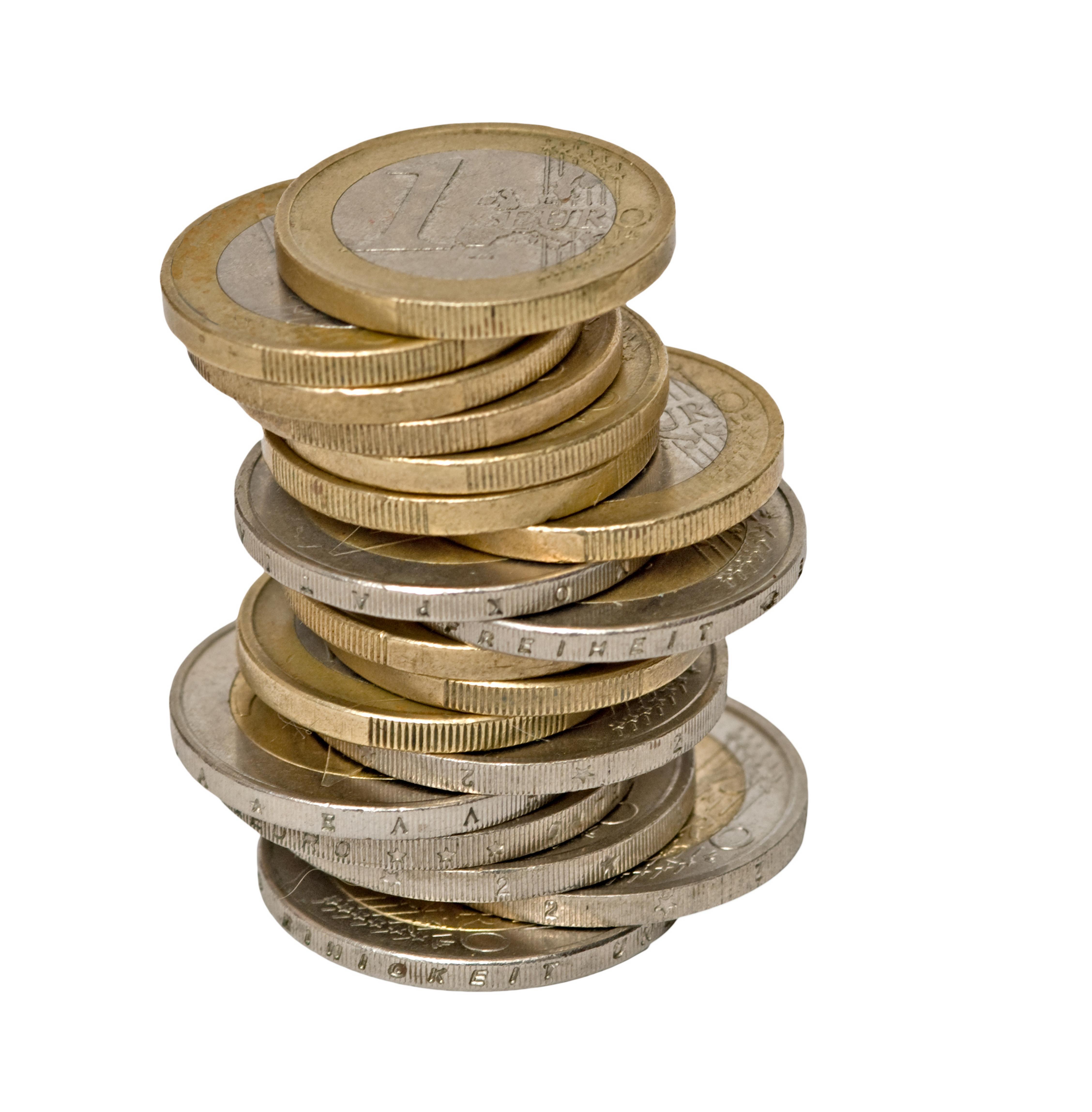 euro w bilonie