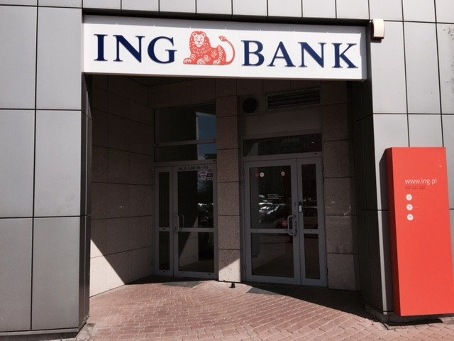 Ing Kantoor Amsterdam : Nationale beeldbank ing kantoor amsterdam gezien vanaf de a